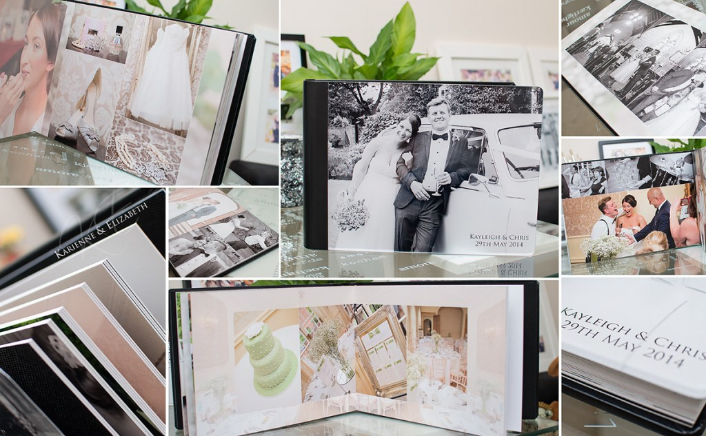 wedding album storybook