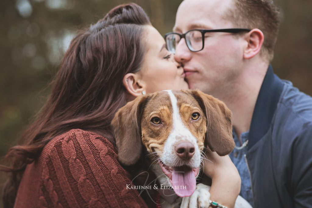 Engagement Photo Shoot Staffordshire