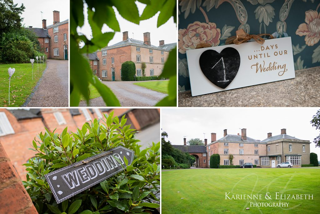 wedding venue Yeldersley Hall Wedding Photography Staffordshire cheshire shropshire