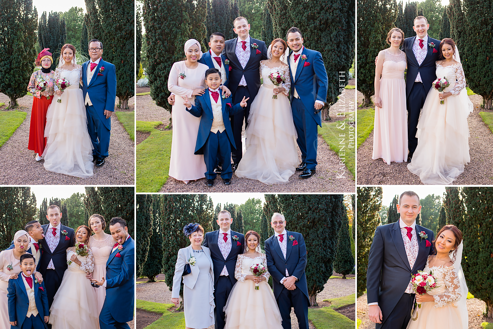 Keele Hall Wedding Photography Staffordshire Wedding Photographers