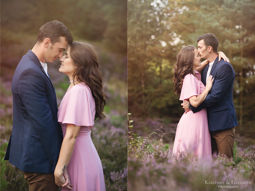 Save The Date Photoshoot Staffordshire Engagement Outdoor Session Staffordshire Wedding Photography