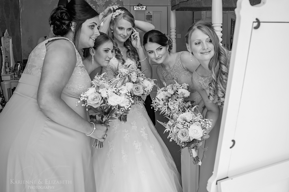 Bride staffordshire wedding photography