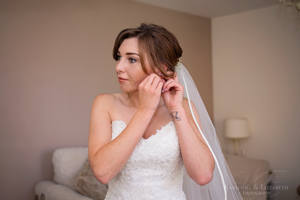 Bride staffordshire wedding photography