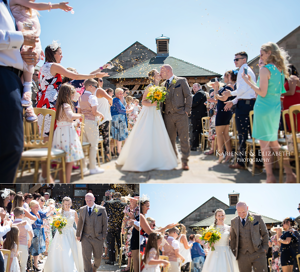 Wedding Photography at Heaton House Farm staffordshire wedding photographer cheshire wedding venue