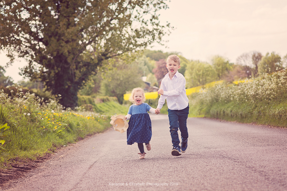 family photoshoot Staffordshire