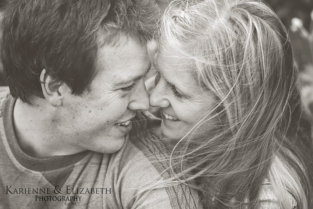 Engagement Shoot Trentham Gardens Staffordshire wedding photographer