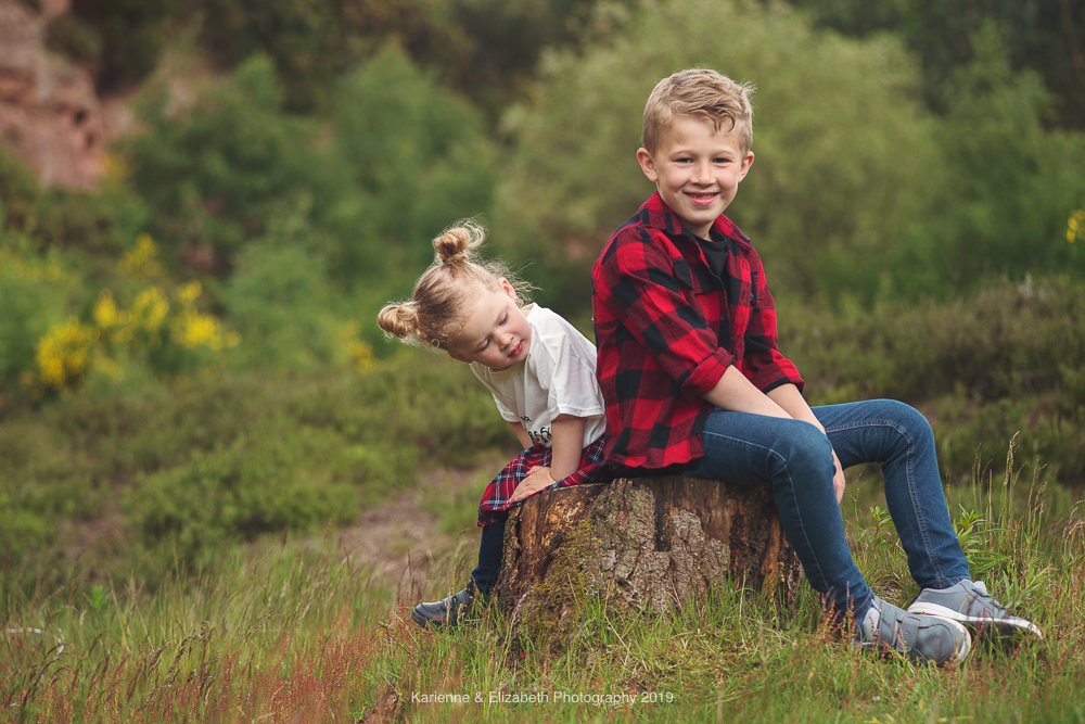 Family Photoshoot Staffordshire Cheshire Outdoor Session Staffordshire family photographer