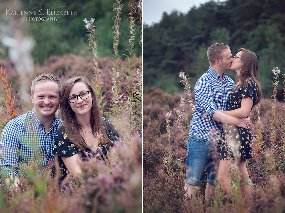 complimentary engagement photography
