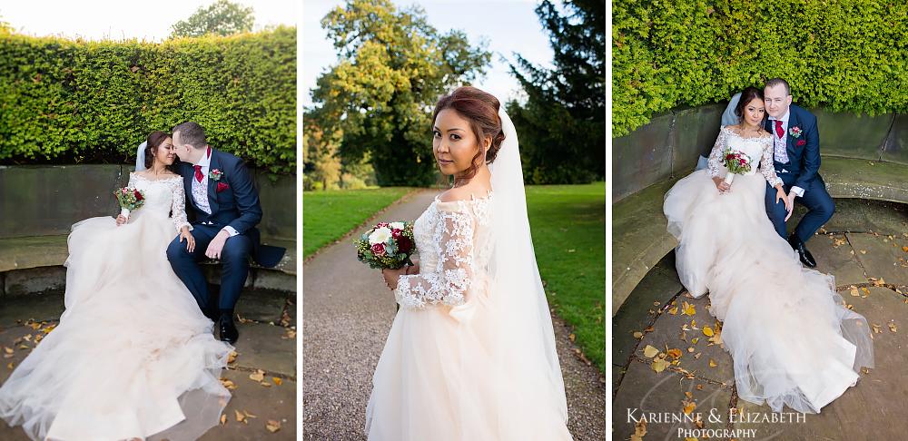Keele Hall Wedding Photography Staffordshire Wedding Photographers